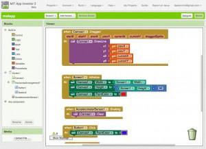 Mit dem MIT App Inventor können Kinder leicht Apps für Android-Geräte entwickeln